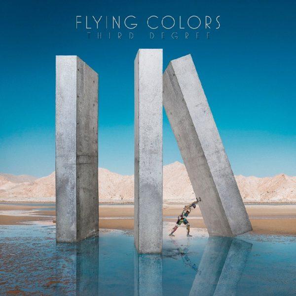 Cover Artwork Flying Colors Third Degree Album 2019