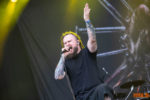 Konzertfoto von Decapitated - Summer Breeze Open Air 2019