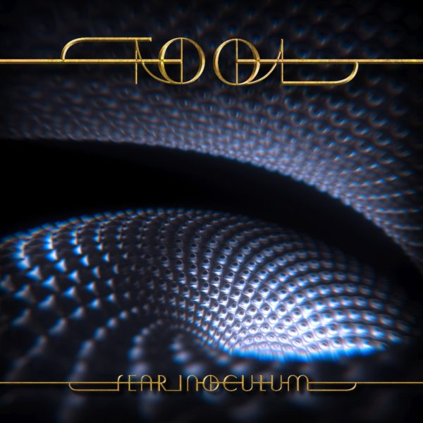 Cover Artwork Tool Fear Inoculum Album 2019