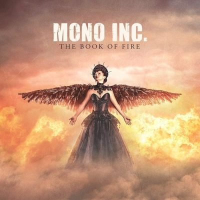 Mono Inc. - The Book Of Fire (Cover Artwork)