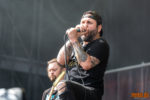 Konzertfotos von After The Burial - Summer breeze Open Air 2019