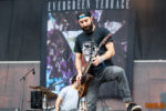 Konzertfoto von Evergreen Terrace - Summer Breeze Open Air 2019
