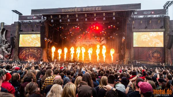 Konzertfoto von Eluveitie - Summer Breeze Open Air 2019