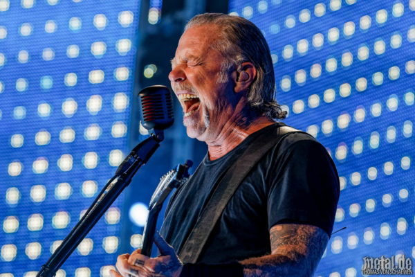 Konzertfotos von Metallica - WorldWired Tour 2019