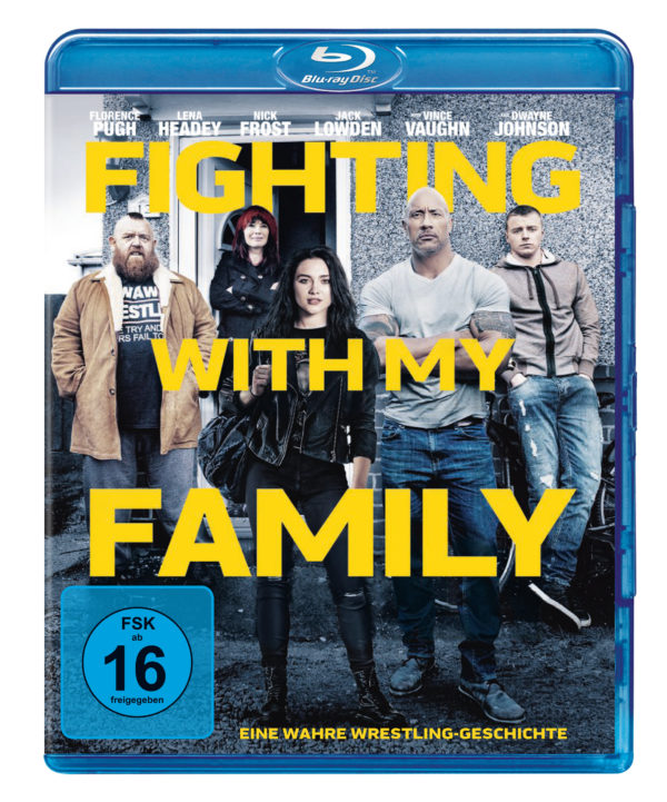 Bild Fighting With My Family DVD