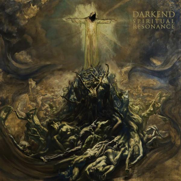Coverartwork Darkend – Spiritual Resonance