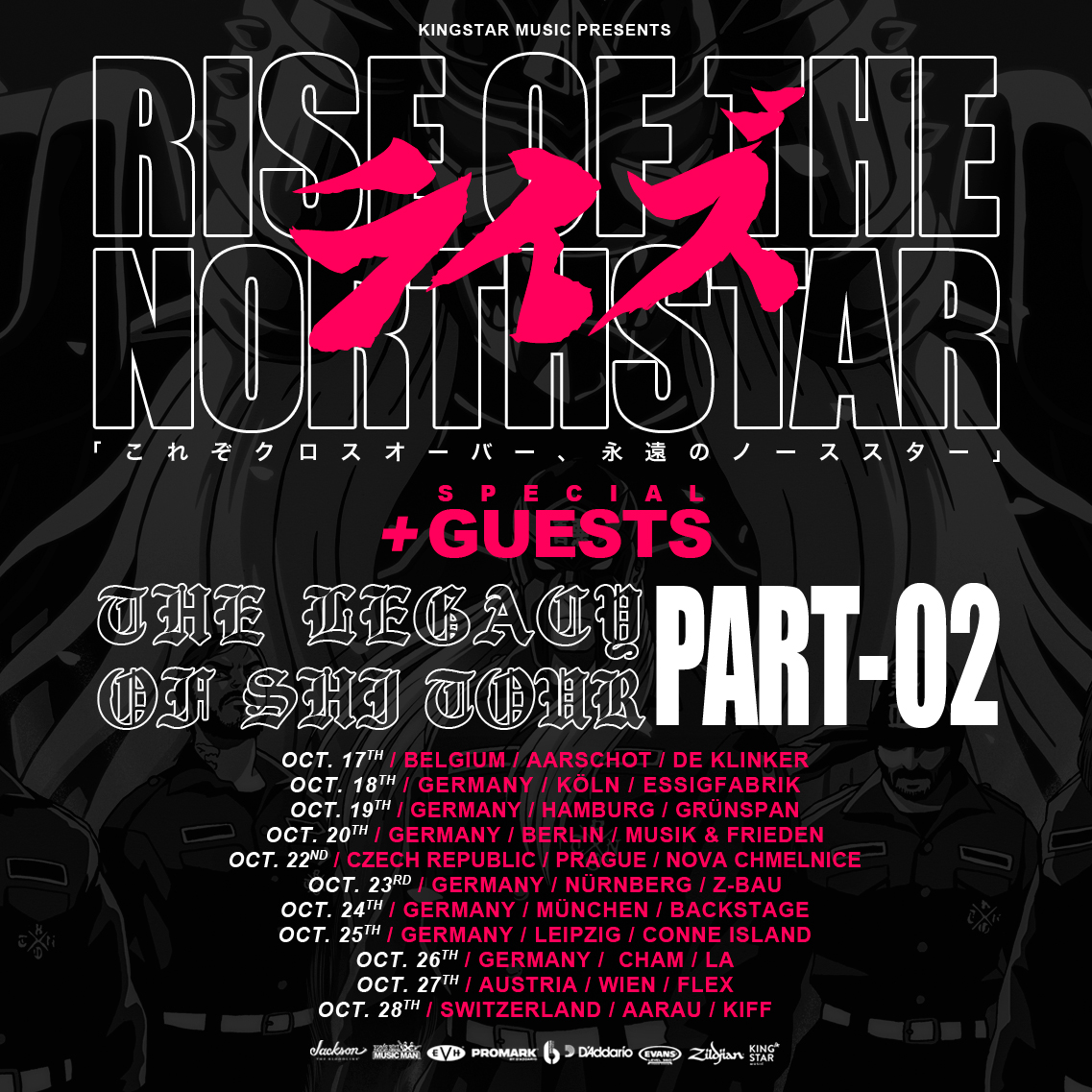 Rise Of The Northstar - The Legacy Of Shi Tour 2019