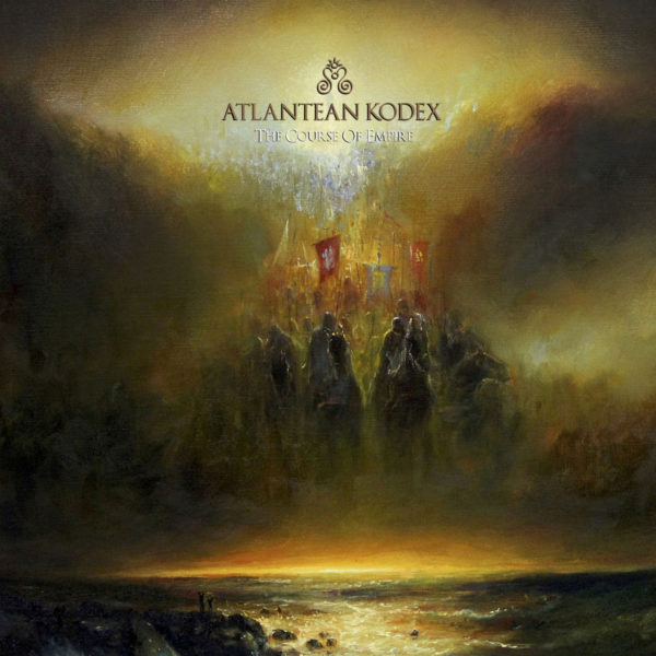 Albumcover Atlantean Kodex - The Course Of Empire