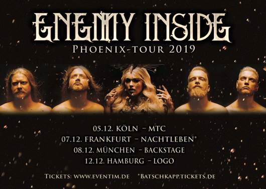 Enemy Inside - Phoenix Tour 2019
