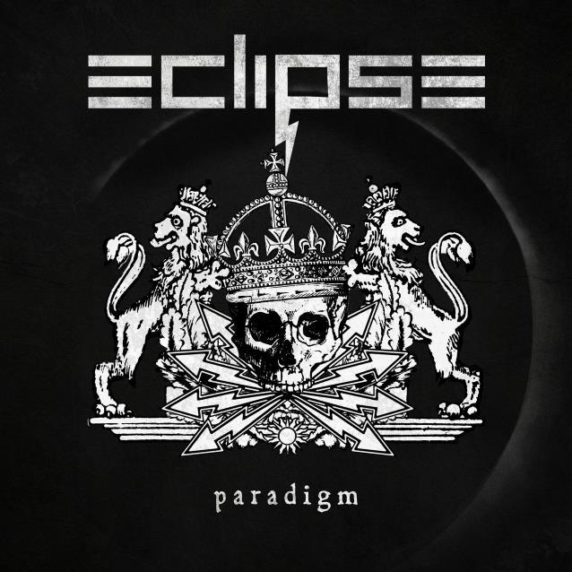 Eclipse - Paradigm Albumcover