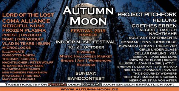 Banner Autumn Moon 2019