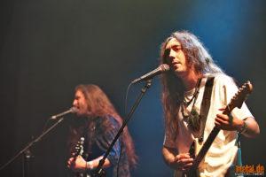 Konzertfoto von Alcest auf dem Prophecy-Fest 2019