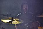Konzertfoto von Darkher auf dem Prophecy-Fest 2019