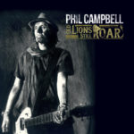 Phil Campbell - Old Lions Still Roar Cover