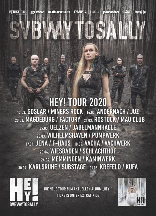 Subway To Sally Hey Tour 2020