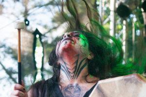 Konzertfoto von Nashmeh – Under The Black Sun 2019