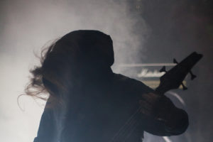 Konzertfoto von Uada – Under The Black Sun 2019