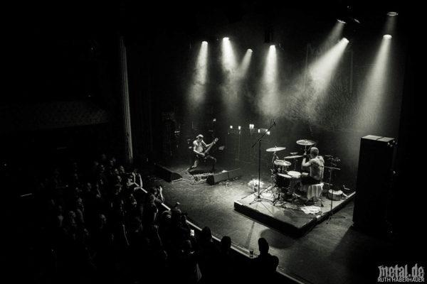 Fotos von Mantar im Scala Ludwigsburg im Oktober 2019.