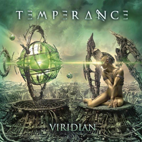 """Cover-Artwork zu """"Viridian"""" von TEMPERANCE"""