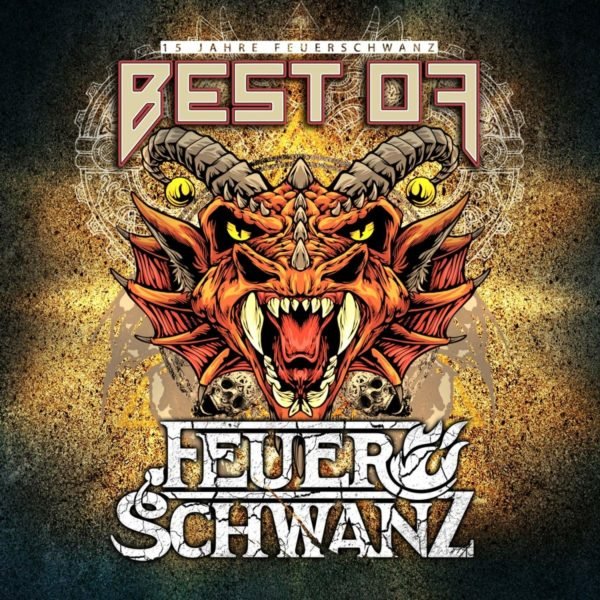 Feuerschwanz - Best Of (Cover Artwork)