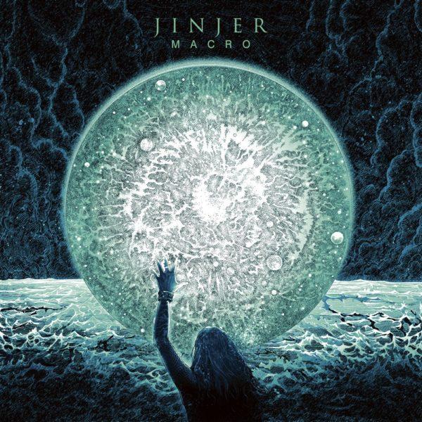 Jinjer - Macro (Cover Artwork)