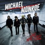 Michael Monroe - One Man Gang Cover