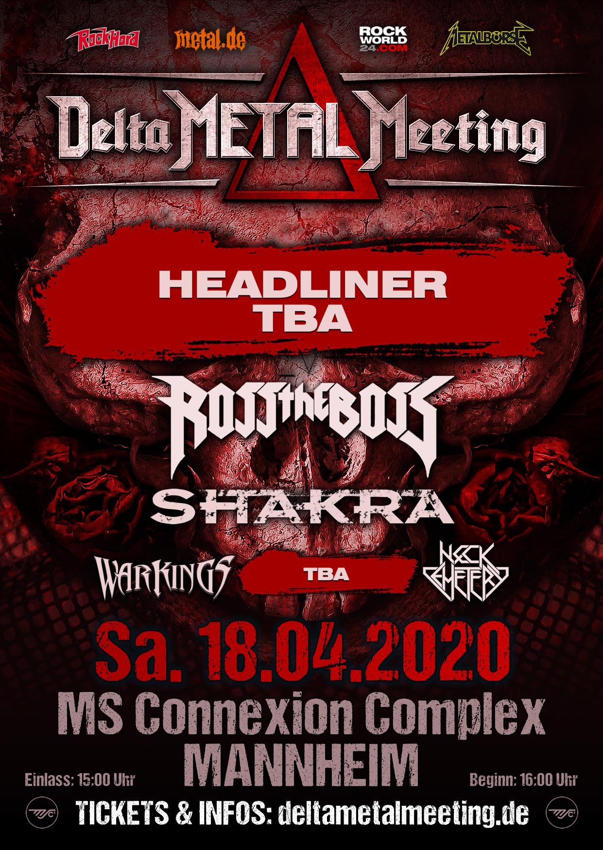 Delta Metal Meeting 2020