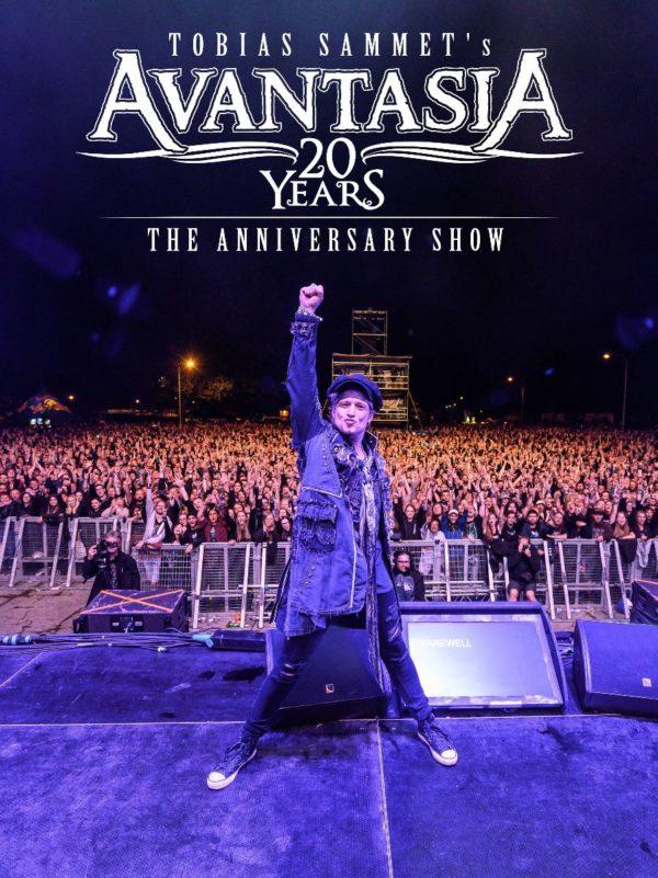Avantasia - 20 Jahre Plakat