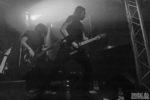 Konzertfotos von Agrypnie - 15 Jahre New Evil Music Festival