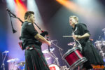 Konzertfoto von den Red Hot Chilli Pipers - Live on Tour 2019