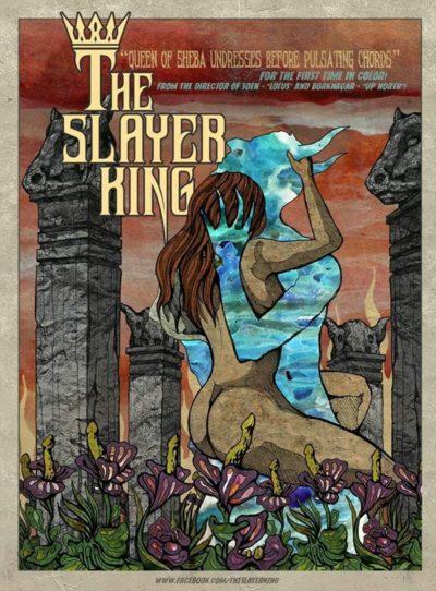 The Slayerking - Queen Of Sheba Poster