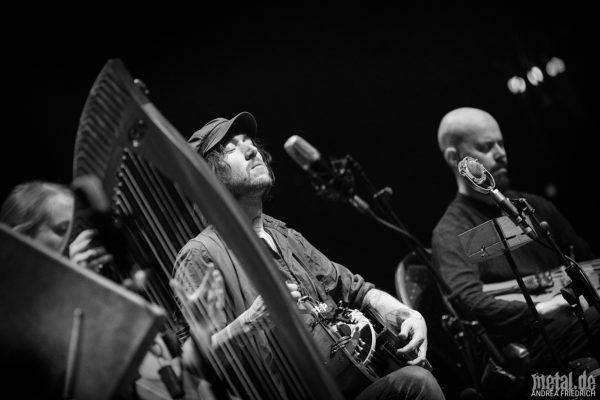 Konzertfoto von Sangre De Muerdago - Heilung Furtha Tour 2019