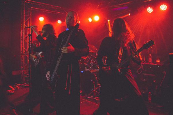 Konzertfoto von Fvneral Fvkk auf dem Stygian Pilgrims Festival 2019