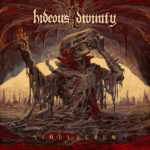 Hideous Divinity - Simulacrum Cover