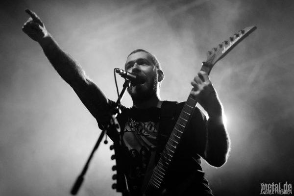 Konzertfoto von Revocation - Atonement Tour 2019