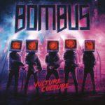Bombus - Vulture Culture Cover