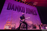 Konzertfoto von Danko Jones - Rewind, Replay, Rebound World Tour 2019
