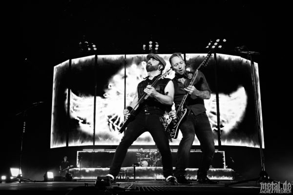 Konzertfoto von Volbeat - Rewind, Replay, Rebound World Tour 2019