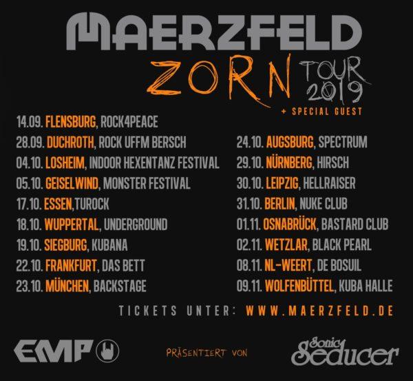 Bild Maerzfeld Tourdaten