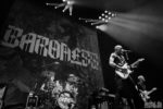 Konzertfoto von Baroness - Rewind, Replay, Rebound World Tour 2019