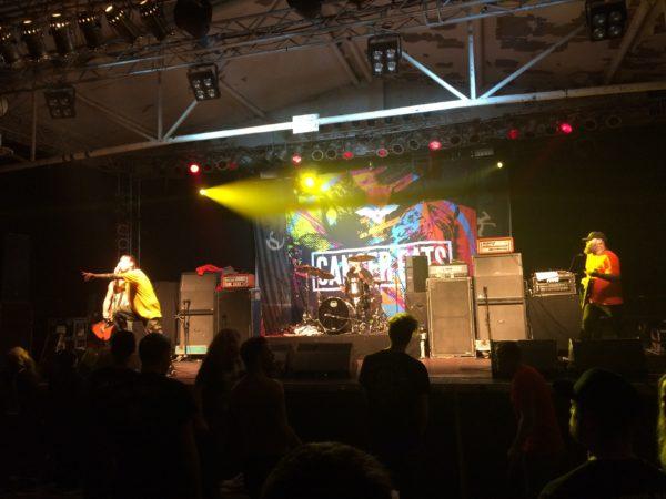 CANCER BATS spielen 2019 in der Kölner Essigfabrik