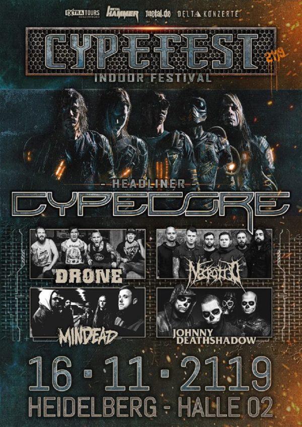 Bild Cypefest 2119 Flyer