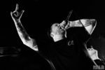 Konzertfoto von Comeback Kid - Dragon Fire Tour 2019