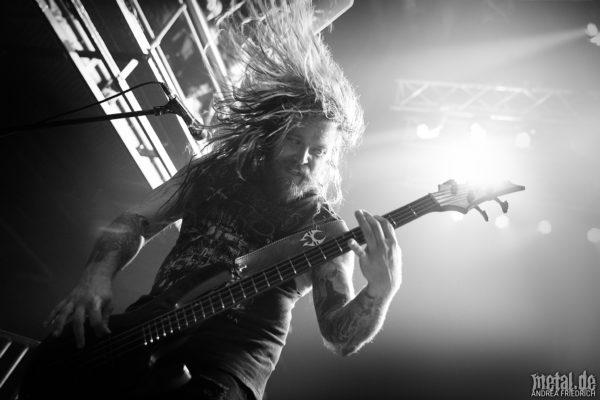 Konzertfoto von Max and Iggor Cavalera - Return Beneath Arise Tour 2019