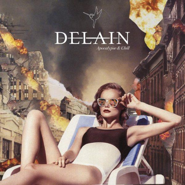 Delain - Apocalypse & Chill Cover