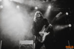 Konzertfoto von Hällas - For The Dead Travel Fast European Tour 2019