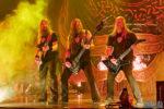 Konzertfotos von Amon Amarth - Berserker Tour 2019