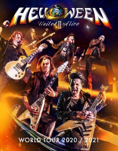 Ankündigung Helloween World Tour 2020/2021