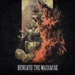 Beneath The Massacre - Fearmonger Cover