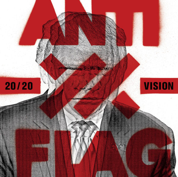 Anti-Flag Cover Artwork